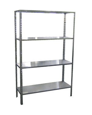 Open Angle Type Shelving
