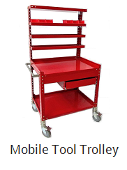 Mobile Tool Trolleys